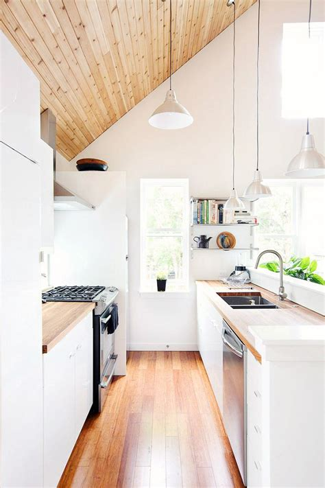 small kitchen ceiling ideas house vaulted ceilings almost makes