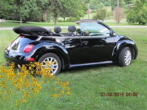 buy used volkswagen beetle buy used volkswagen new beetle convertible 2004 gl in