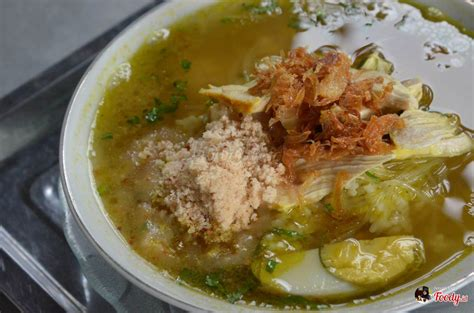 buat soto ayam sederhana resep soto lamongan asli dan sederhana blog foody id