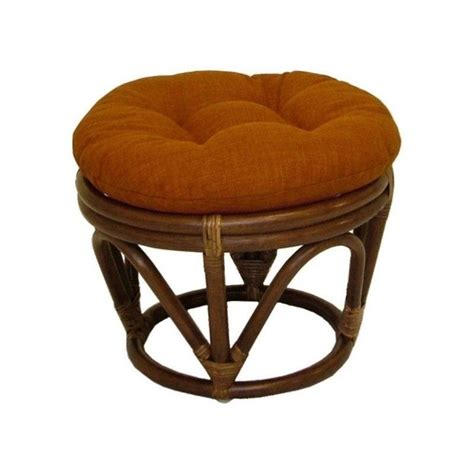 papasan chair ottoman papasan ottoman international caravan bali rattan