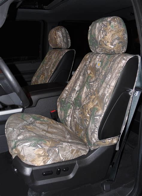 seat savers front captains chairs realtree brown the