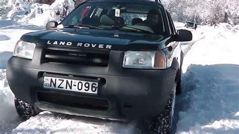 land rover 1999 freelander land rover freelander 1999 г youtube