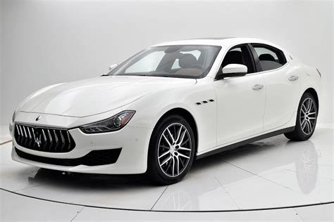 2019 Maserati Cost by New 2019 Maserati Ghibli Sq4 For Sale 65 287 F C