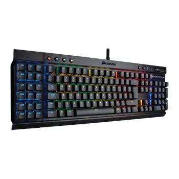 Corsair K95 Rgb Mechanical Gaming Keyboard Cherry Mx corsair k95 rgb led cherry mx mechanical gaming keyboard with new logo ln67475 ch 9000220