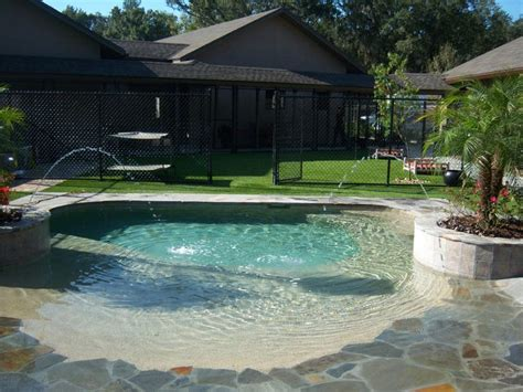 backyard dog pool pin by easyturf on easyturf loves pets pinterest