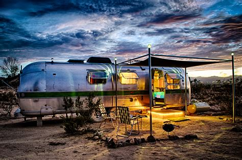 Due North Chairs by Kate S Lazy Meadow Airstream Trailers