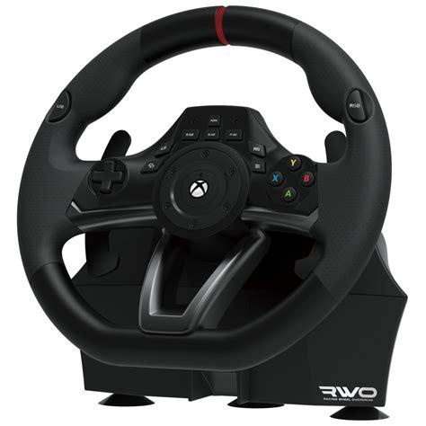 volante xbox one racing wheel overdrive for xbox one hori usa