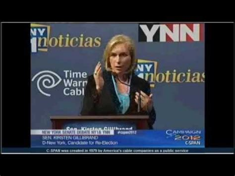kirsten gillibrand debate wendy long debate w kirsten gillibrand for us senate at