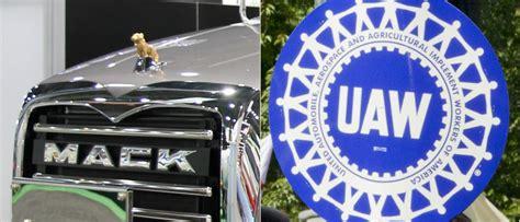 mack trucks union reach tentative agreement  avoid strike  daily caller