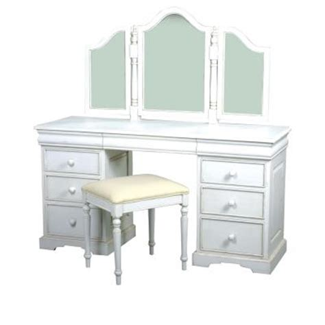 Dressing Table Stool And Mirror by Welcome To Baker Furniture