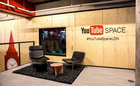 youtube offices youtube opens new london space featuring first ever
