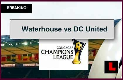 waterhouse vs dc united 2014 score prompts concacaf