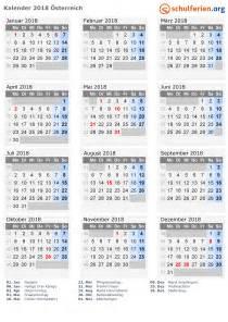 Kalender 2018 Schulferien Kärnten Kalender 2018 214 Sterreich
