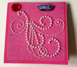 attractive designs of handmade birthday cards trendy mods