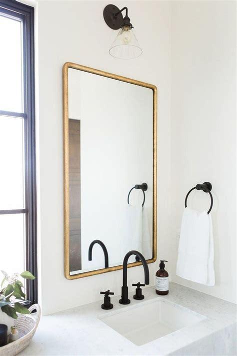 gold mirror bathroom the 25 best gold mirror bathroom ideas on pinterest