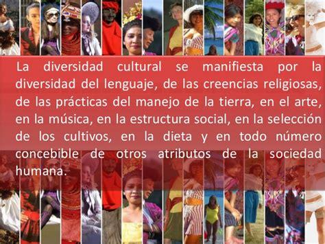 libro la diversidad de la diversidad cultural