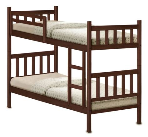 double deck bed denot double deck wooden bed frame furniture home