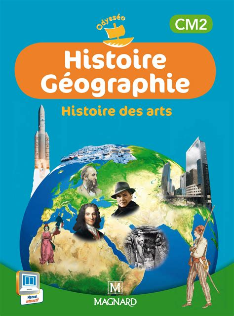 livre de leleve 2 2011557151 odyss 233 o histoire g 233 ographie histoire des arts cm2 livre de l 233 l 232 ve magnard enseignants
