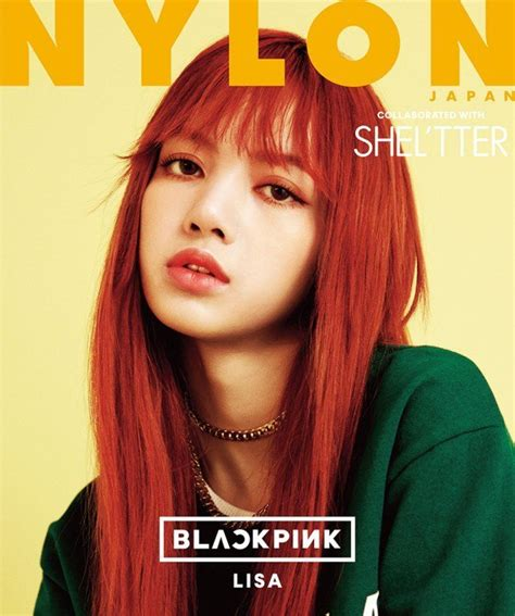 blackpink nylon japan black pink collaborates with nylon japan and fashion