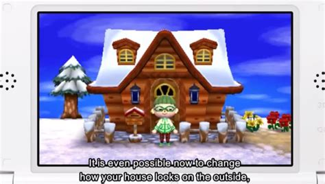House Exterior Design Acnl Animal Crossing New Leaf 3ds Release Date Is June 9 2013
