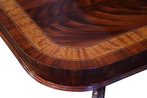 large high end mahogany dining table antique reproduction high end extra large long mahogany dining table seats 12