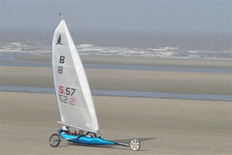 land boat land sailing and sand sailing boats