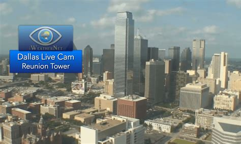 dallas cam and weather downtown dallas texas skyline