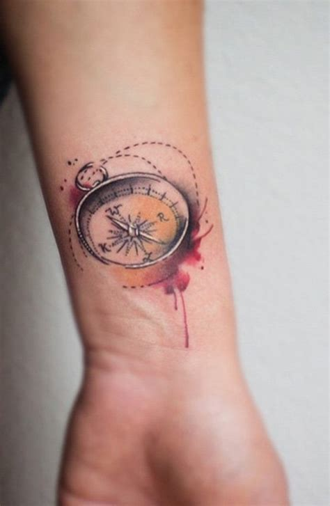 compass tattoo significance compass wrist tattoo designs ideas and meaning tattoos