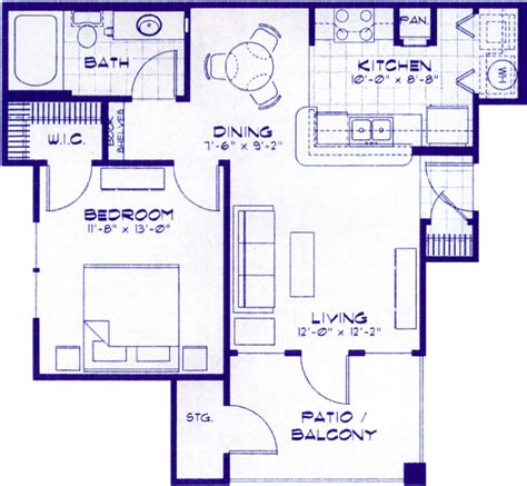 Emergency Room Floor Plan Rent For Campus Housing Student Services Ut