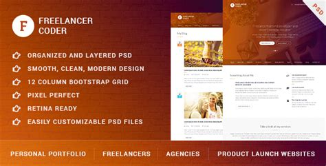 themeforest freelancer freelancer coder preview themeforest