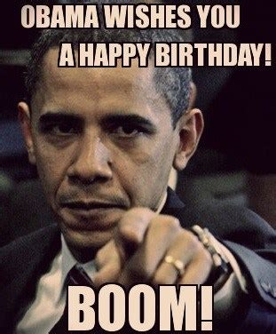 Obama Birthday Memes - best 101 happy birthday funny meme and images 9 happy