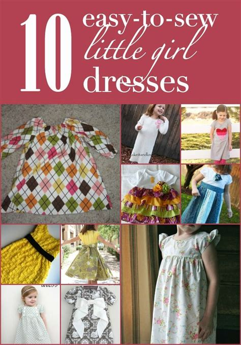 Adera Dress 10 easy to sew dresses gt my is to do