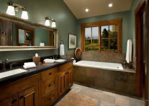 country home bathroom ideas 20