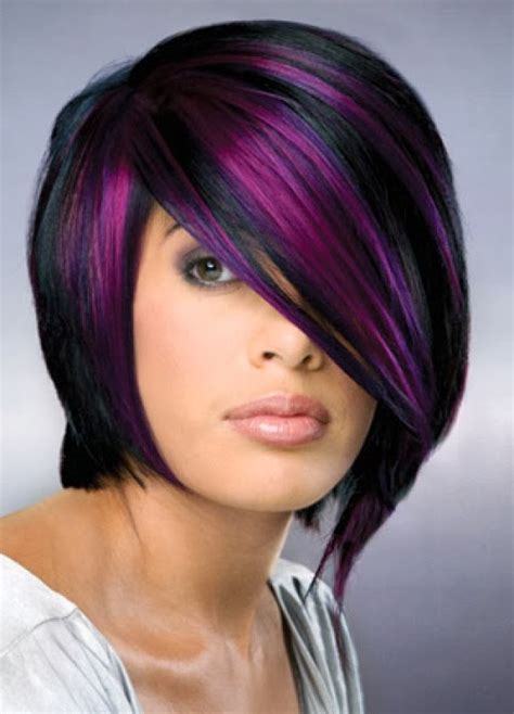 edgy purple hair color ideas best hair color trends 2017 edgy hair color ideas for 2016 vibrant red and purple