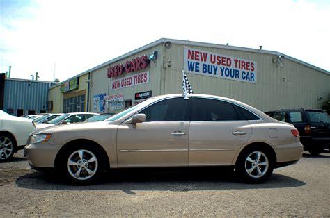 2006 Hyundai Azera For Sale by 2006 Hyundai Azera Sand V6 Sedan Used Car Sale