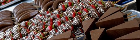 chocolate fest historic downtown long grove shopping