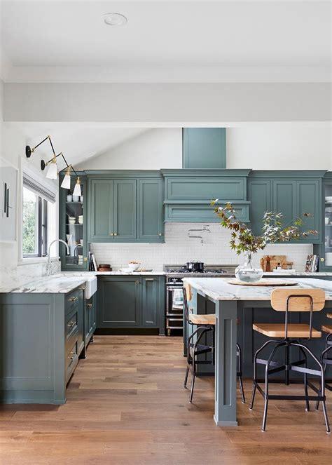 green kitchen cabinets stat green kitchen