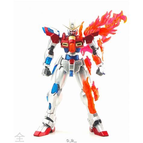 Hg 1 144 Try Burning Gundam Hobby hobby 1 144 hg try burning gundam metal coating ver