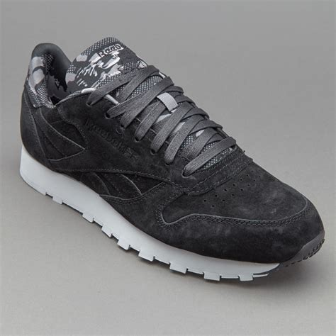 Sepatu Sneaker Leather sepatu sneakers reebok cl leather tdc black