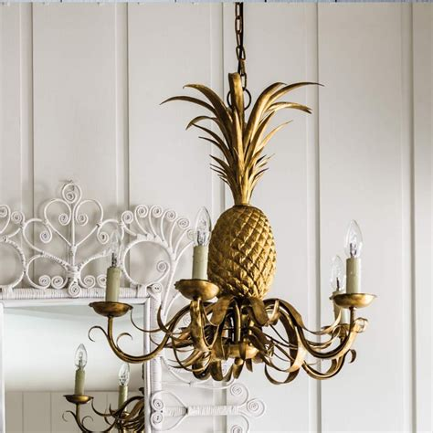 chandelier lighting pineapple chandelier lighting graham and green