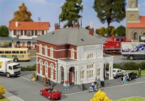 Faller Countrysite Decor Acceessories Miniature Building Ho Scale faller 131311 official building