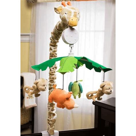 Carters Crib Mobile by Check Out The S Wildlife Musical Crib Mobile From