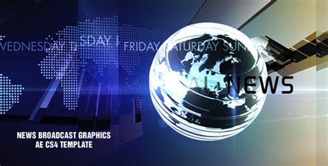 news broadcast graphics pack by alexzlatev videohive