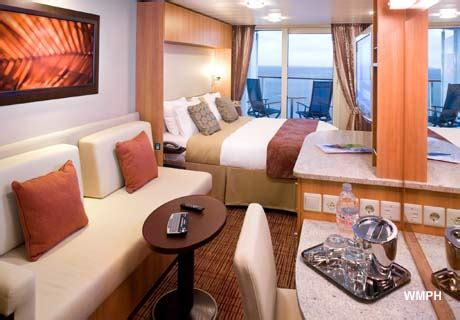 solstice cabin 6265 category 2c deluxe view stateroom with veranda