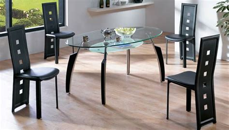 oval dining table designs in wood and glass write
