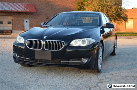 bmw 5 series 2013 for sale 2013 bmw 5 series base sedan 4 door for sale in united states