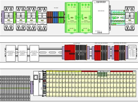 electrical panel layout design engineers designing automation and custom tooling bent