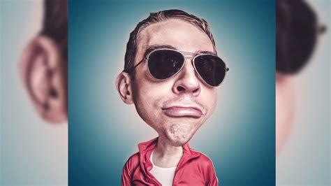 photo shop photoshop caricature tutorial