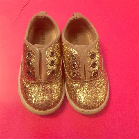 toddler shoes old navy free shipping on 50 50 off old navy other toddler shoes glitter delight
