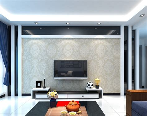 Drawing Room Interior Design by Hidden Light Design In Living Room Ceiling 3d House